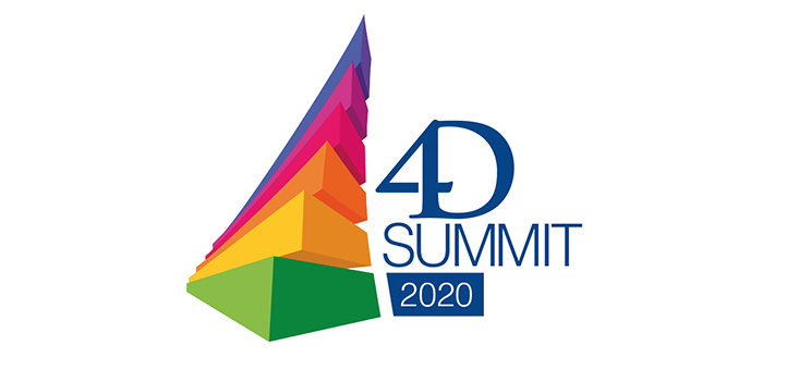 4D Summit 2020: Get ready for the unexpected!